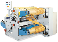 Barberan Edgebanding foil slitting machine